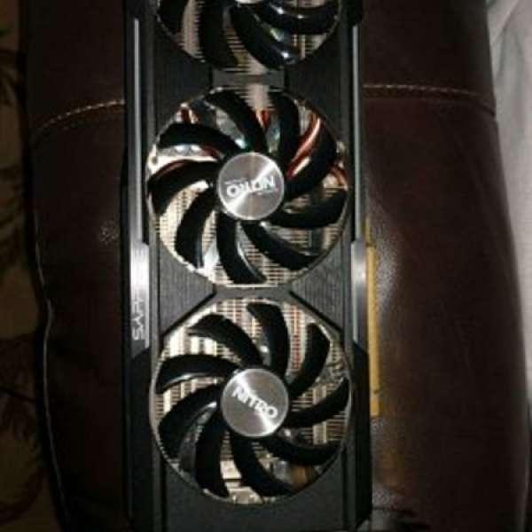 SAPPHIRE NITRO Radeon™ R9 390 8G with back plate - DCFever com