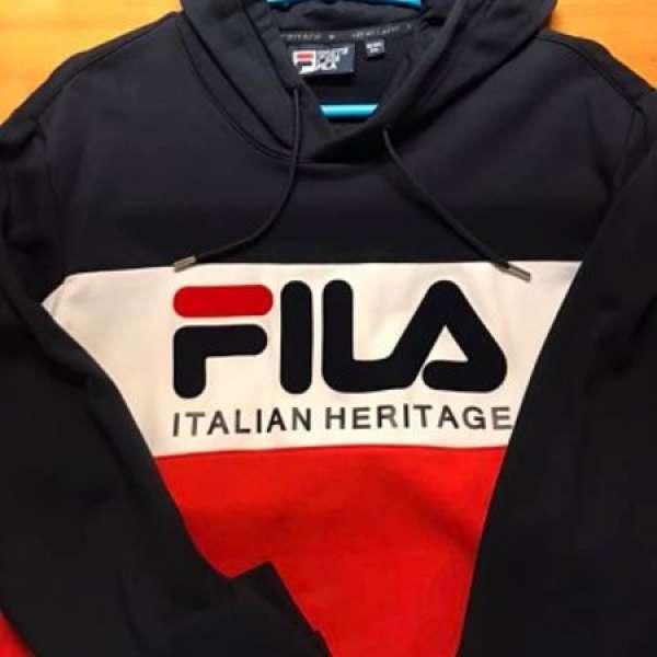 FILA Italian Heritage Hoodie - DCFever.com