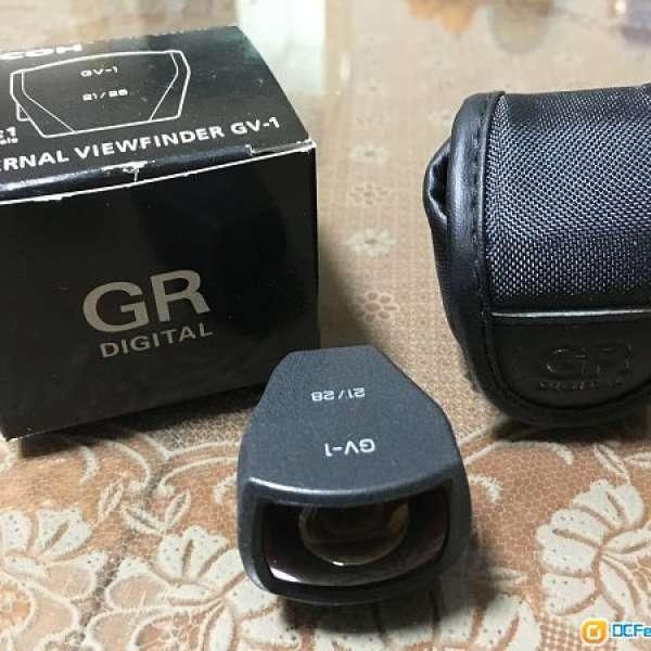 Ricoh GV-1 Viewfinder 理光取景器for GRDI - IV GR GRII GRIII