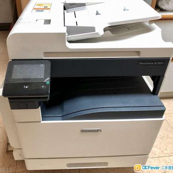 Fuji Xerox DocuCentre SC2022 - DCFever com