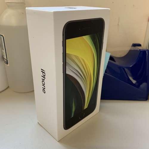 99%New US Apple iPhone SE 2020 64GB Black, 保到9-9-2021 ...