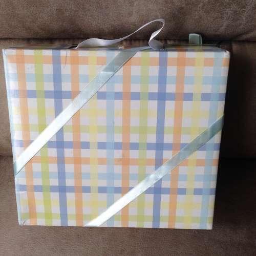 Baby Gift Box Set for Newborn 0-6 months BLUE NEW 全新嬰兒套裝 ...