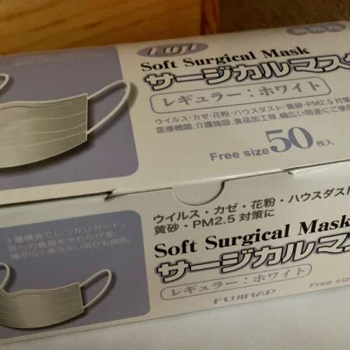 fuji surgical mask