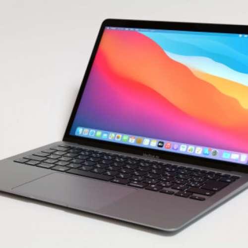 Macbook air m1 256GB space gray 蘋果 - DCFever.com