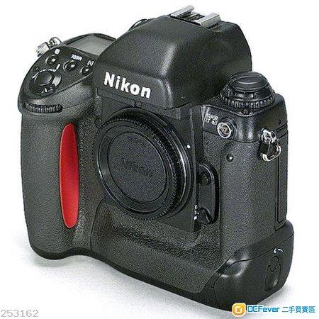 Nikon F5 film body