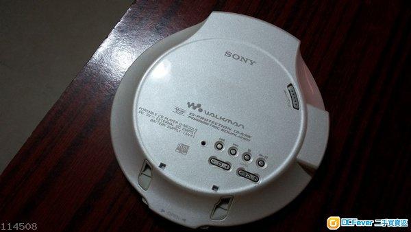 絕版SONY CD WALKMAN D-NE20LS 80%NEW