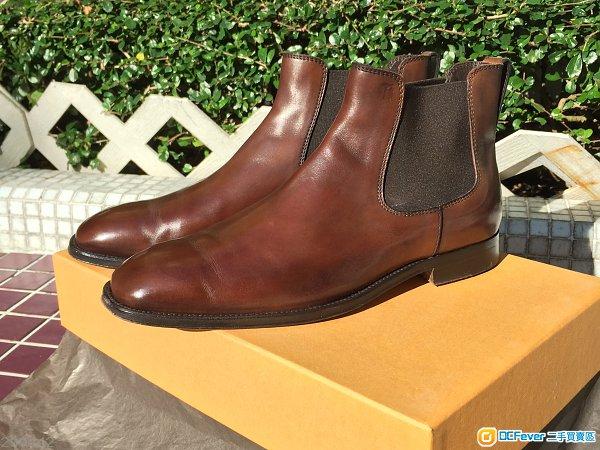 90% 新 TODs Made in Italy 頂級 皮鞋 Prada Gucci Berluti LV Boots Shoes