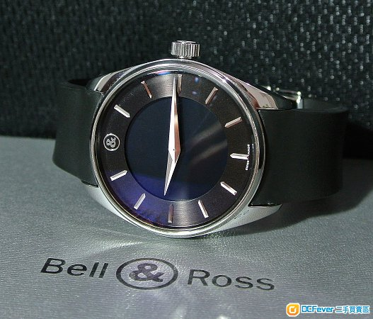 激罕法國 Bell & Ross Fusion Multi-Function Watch (行貨全套瑞士製造)!