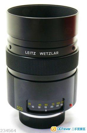 Leica 500 mm F 8 Reflex