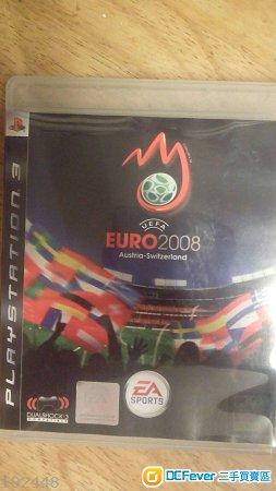 平賣正版 PS3 Game UEFA Euro 足球