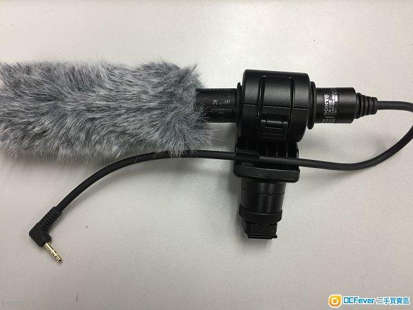Sony槍型指向麥克風 ECM-CG60