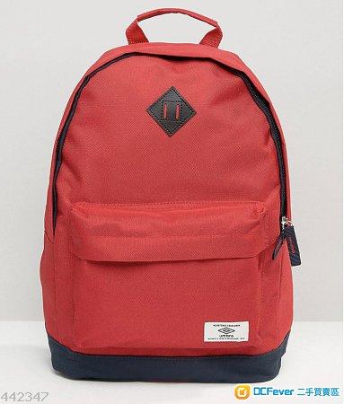 全新Umbro  (背包/背囊/backpack)