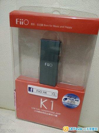 Fiio K1 USB DAC AMP