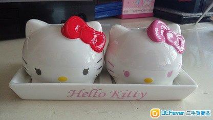 全新Hello Kitty 鹽瓶