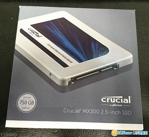 Crucial MX300 750GB CT750MX300SSD1