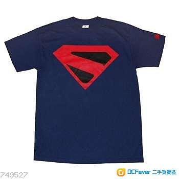 Dc 超人T 恤