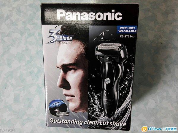 全新 Panasonic Rechargeable Shaver 日本電鬚刨