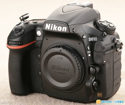 99.99新Nikon D810行貨有年半保SC178近9千蚊配件:直倒,D5電,MH-26充電器,BL-5換D4s/D5/Z7/5D4