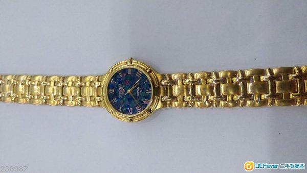 Australian Opal Watch 古董 天然石  澳洲寶石 手錶