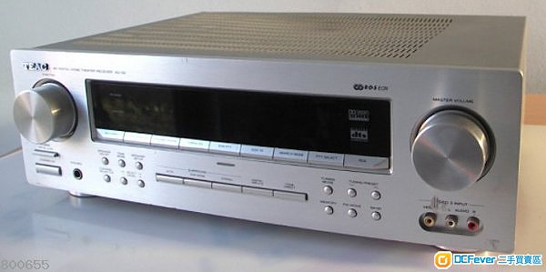 TEAC AG-5D Digital Amplifier / Receiver 220V 日本第一放大器