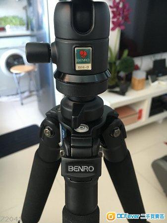 Benro A-350EX BH0 新淨 腳架 平 抵玩