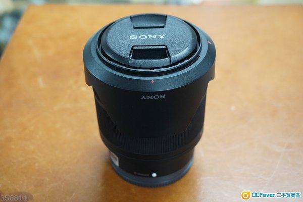 Sony FE 28-70mm F3.5-5.6 kit lens A7 II R S