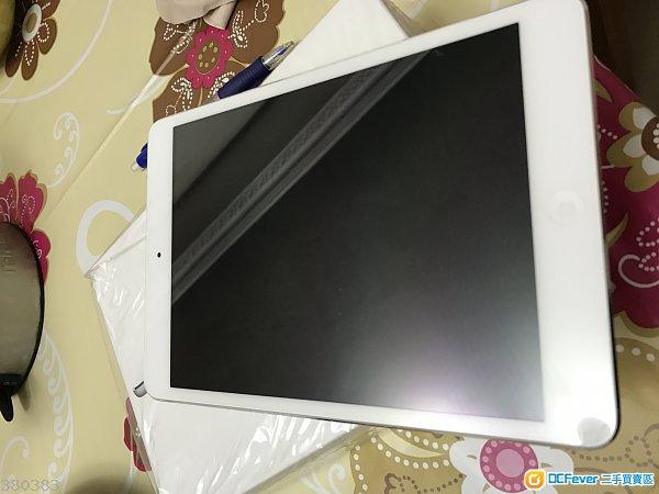 iPad Mini 1 WIFI + 4G 版 16G Silver