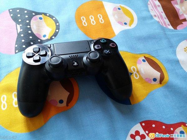放 PS4 黑色原裝第2代手制 行貨