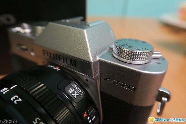 Fujifilm X-T20 xf 18-55mm kit set