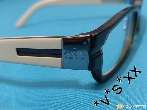 (Used) GUCCI GG1555 EOL 膠架眼鏡