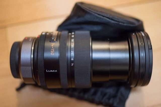 Panasonic Leica D Vario-Elmar 14-150 f3.5-5.6 (大43天涯奶)