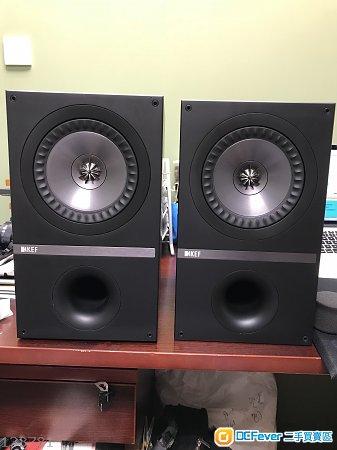 KEF Q300 Uni-Q 同軸共點單元喇叭