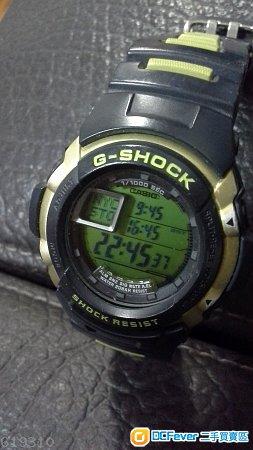$ 150 casio g-shock G7710c