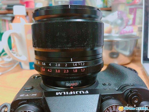 富士 FUJI 56mm f/1.2 R APD