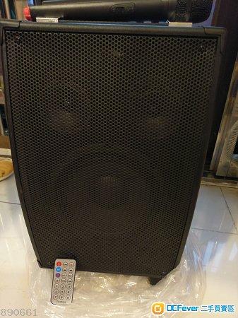 99.9%新durabase bluetooth speaker 流動喇叭 太和上門取pm留電話