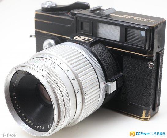 Fujica GL690 連 S100mm f3.5(送改機) 改Xpan/富士TX-1 ( 可用135mm菲林拍攝 6:17)