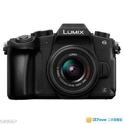 全新水貨 Panasonic Lumix DMC-G85 連 14-42 II 鏡 G85K 現貨 少量