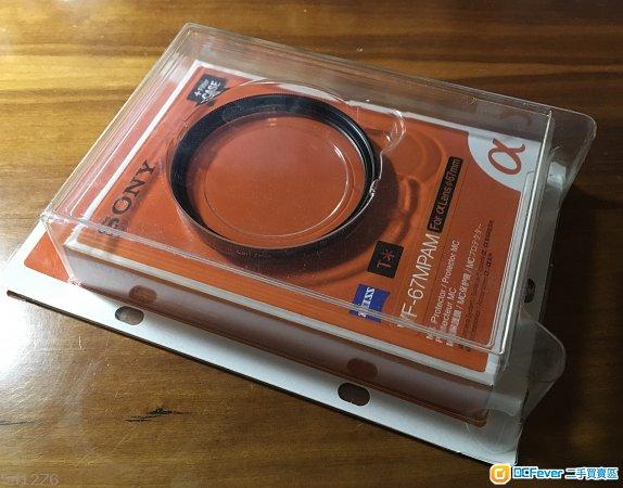 全新 Sony Carl Zeiss T* MC Protector 保䕶濾鏡 VF-67MPAM
