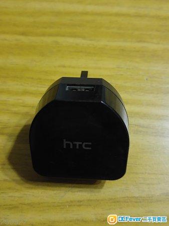 7 成新 HTC 原裝火牛插