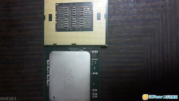 2粒Intel Xeon E7530 Server processor 6核心12線程(1.86GHz 12M Cache LGA1567)