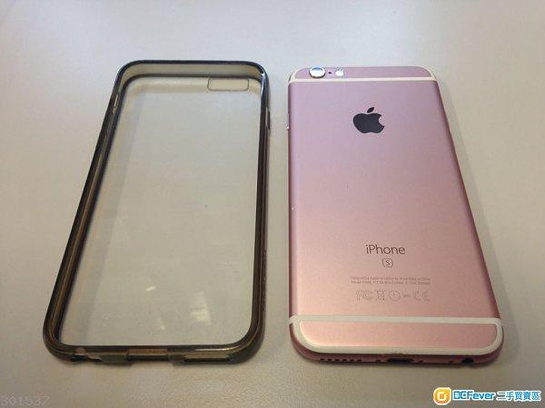 95% NEW iPhone 6S 64GB (玫瑰金)
