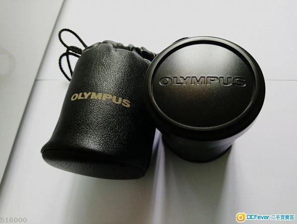 OLYMPUS  IS/L Lens C-180 HQ Converter 1.7X 52mm 鏡頭