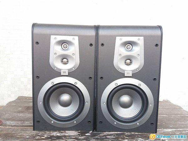 JBL  ES30  (3-Way bookshelf speaker)