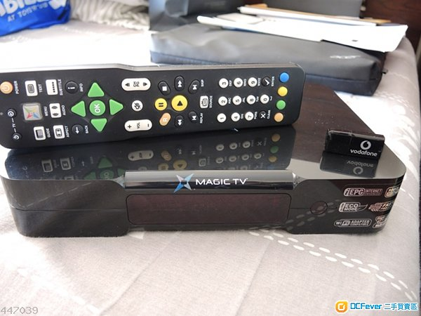 Magic TV 3200S 連原裝遙控送wifi USB