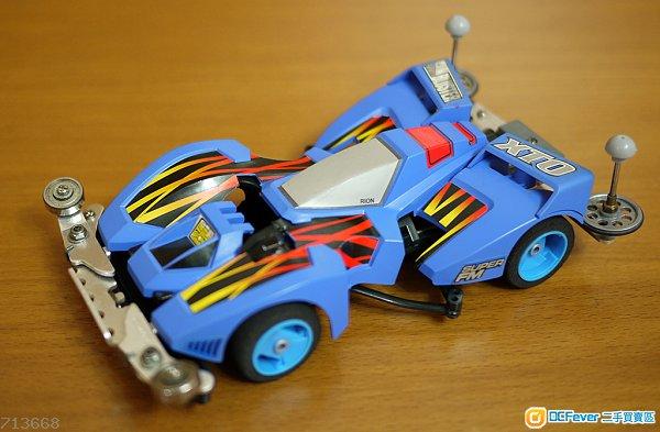 XTO四驅車