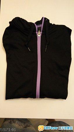 [原價$199] UNIQLO 黑色男裝短袖外套
