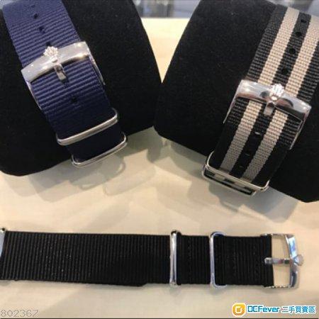 ROLEX & TUDOR Buckle 20mm NATO Strap 錶帶 鋼扣 5513 1680 1665 5512 1675