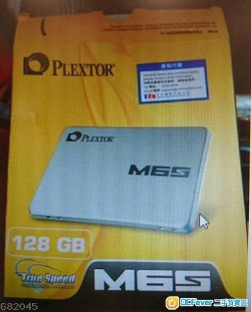 Plextor M65 128gb SATA6/GPS SSD