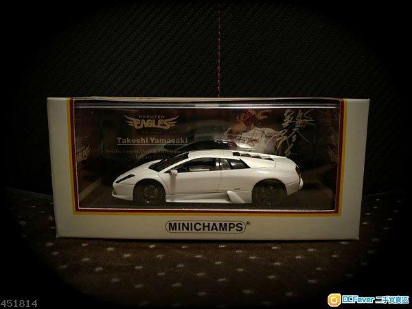 1/ 43 Minichamps Lamborghini Murcielago