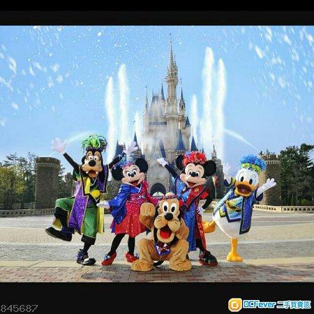 迪士尼門票(獨家優惠)